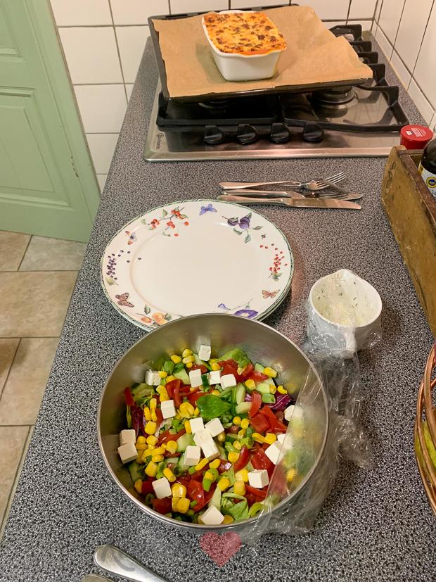 Een kijkje in de keuken week 39-2019