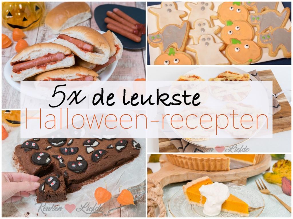 5x de leukste Halloween recepten