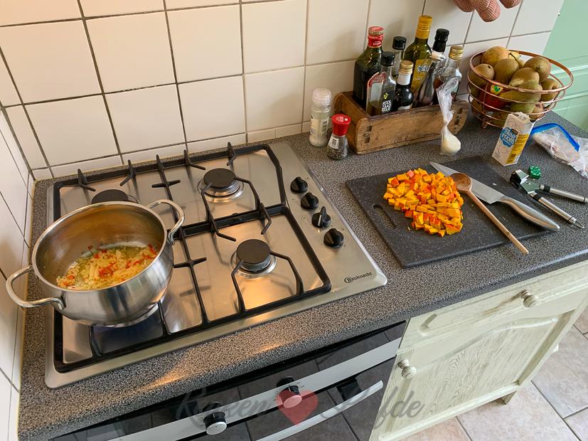 Een kijkje in de keuken week 40-2019