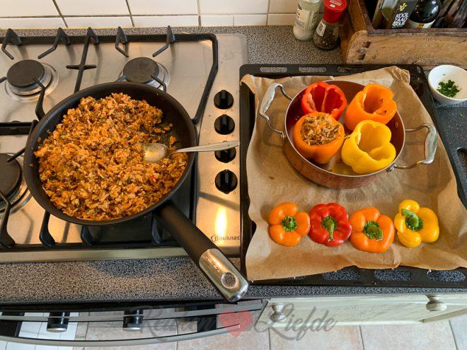 Een kijkje in de keuken week 41-2019