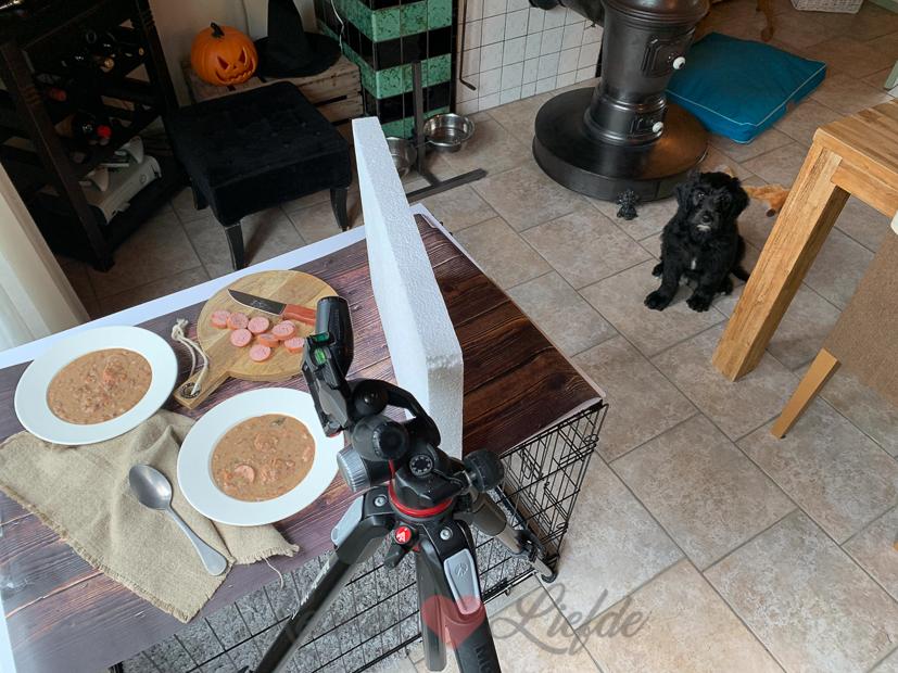 Een kijkje in de keuken week 42-2019