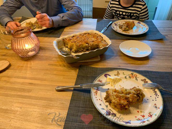 Een kijkje in de keuken week 43-2019