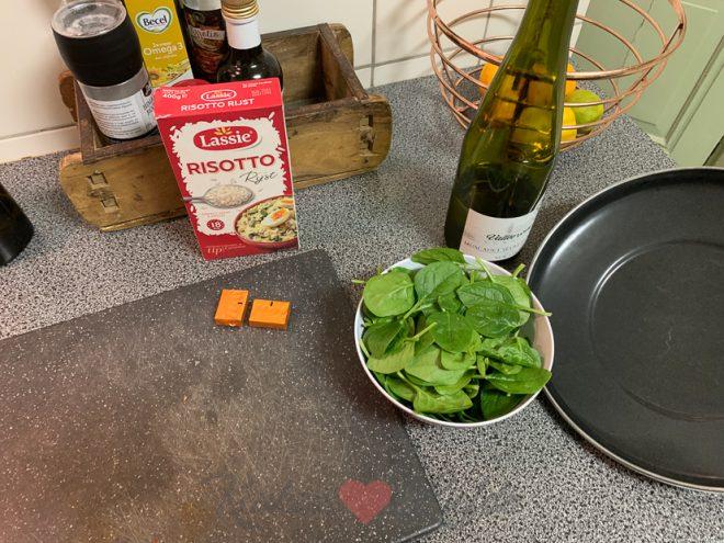 Een kijkje in de keuken week 45-2019