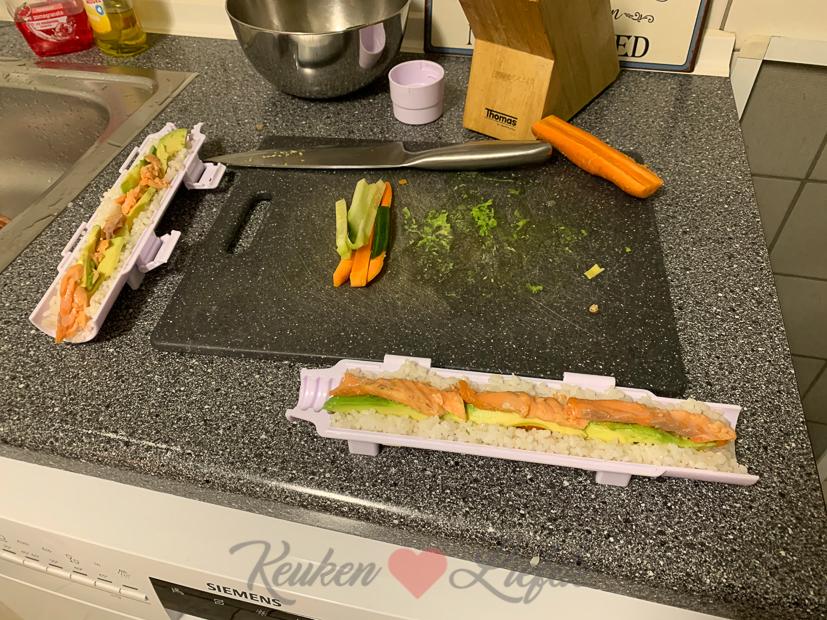 Een kijkje in de keuken week 48-2019