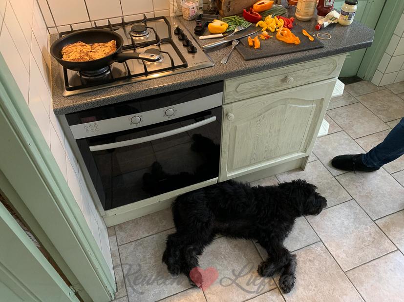 Een kijkje in de keuken week 49-2019