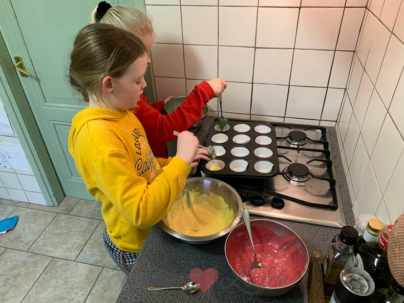 Een kijkje in de keuken week 51-2019