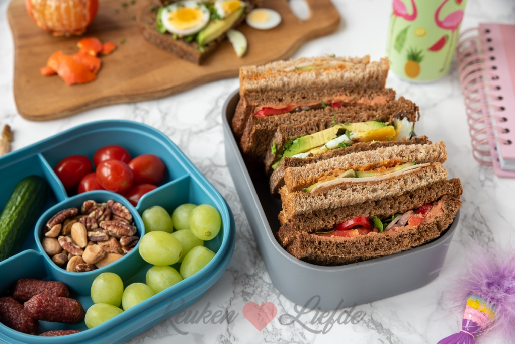3x lunchbox idee (+WIN!)