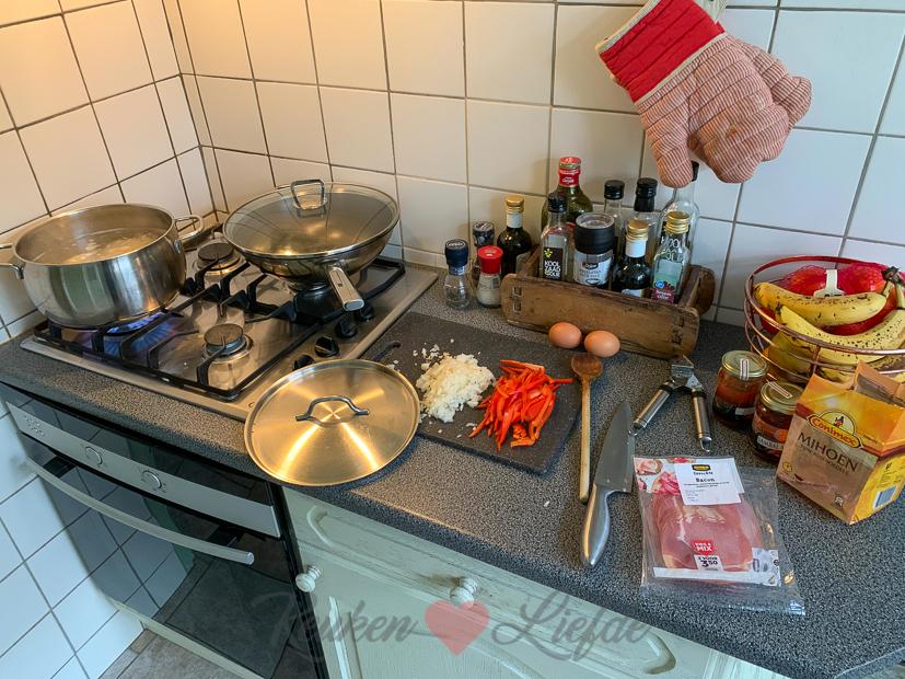 Een kijkje in de keuken week 1-2020