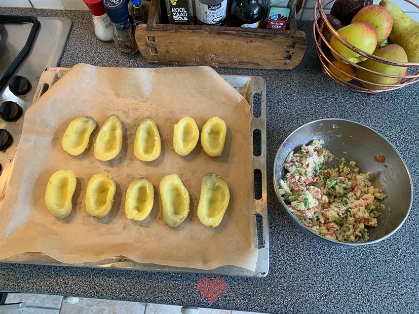 Een kijkje in de keuken week 2-2019