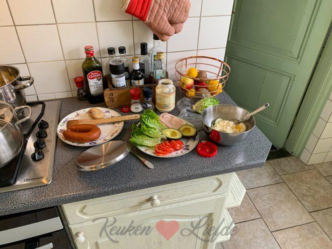 Een kijkje in de keuken week 5-2020