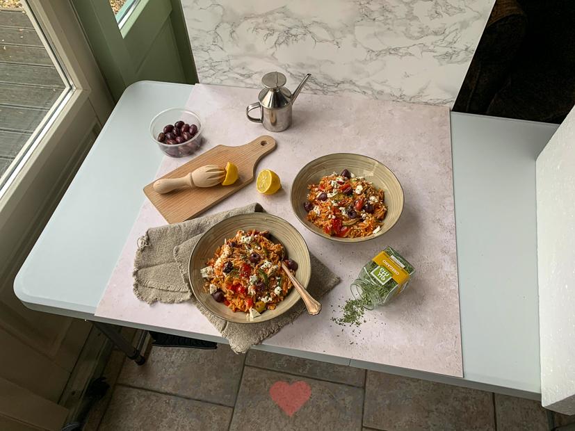 Een kijkje in de keuken week 7-2020