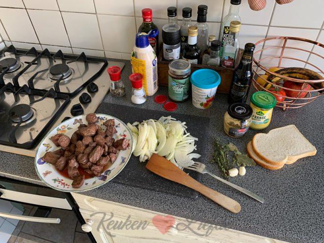Een kijkje in de keuken week 13-2020