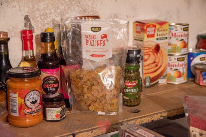 Deze ingrediënten liggen altijd in mijn voorraadkast