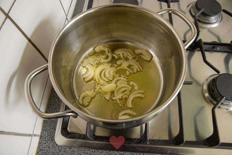 Minestrone met kaastortellini