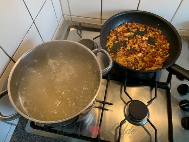 Een kijkje in de keuken week 33-2020