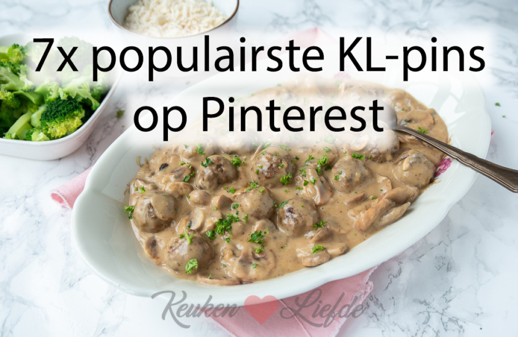 7x populairste KeukenLiefde-pins