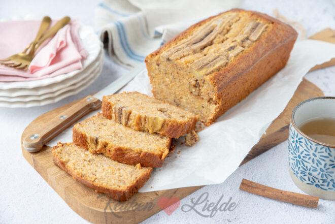 Carrotcake-bananenbrood