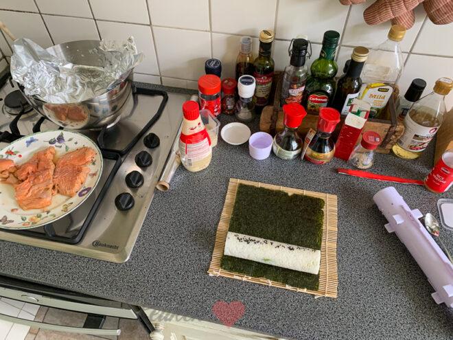 Een kijkje in de keuken week 36-2020