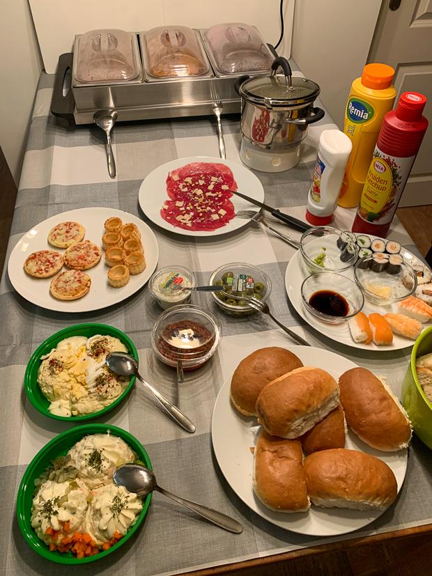 Een kijkje in de keuken week 49-2020