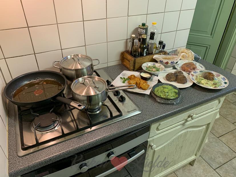 Een kijkje in de keuken week 51-2020