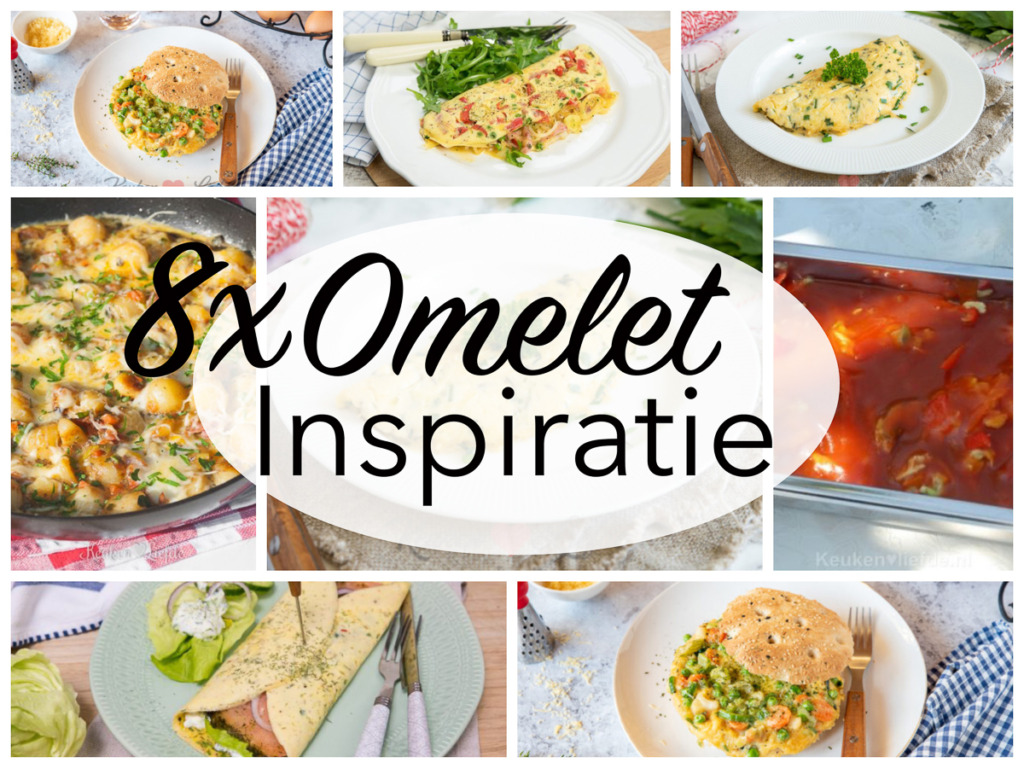 Omelet inspiratie