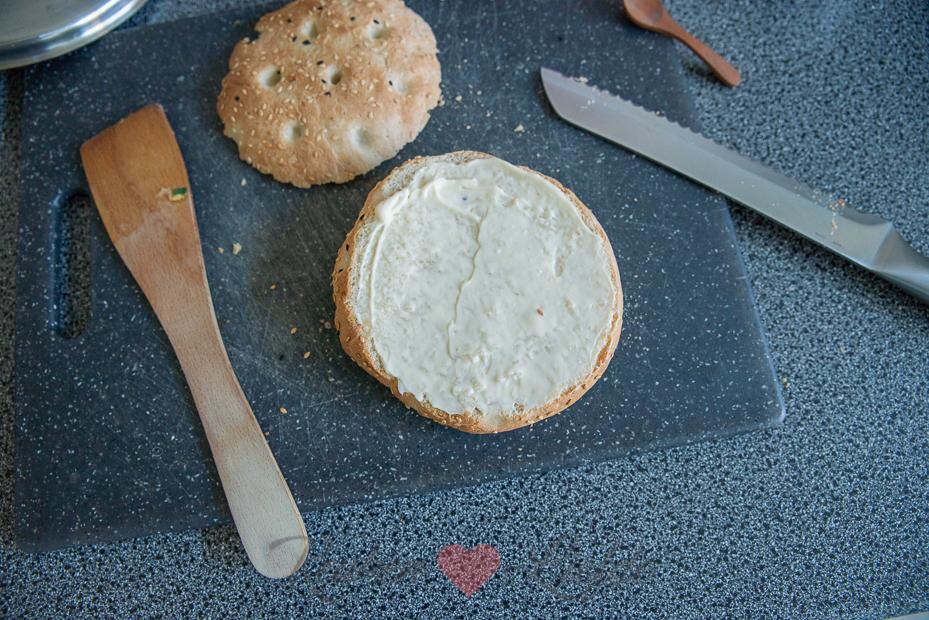 Broodje boerenomelet