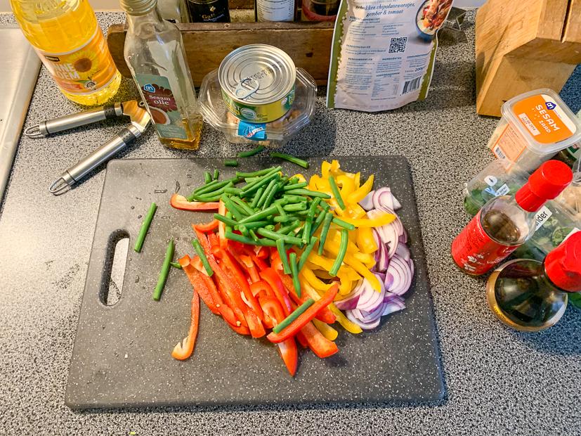 Een kijkje in de keuken week 8-2021