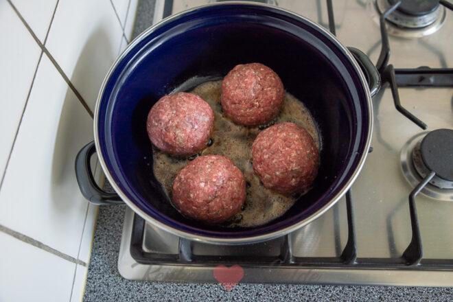 Limburgse gehaktballen