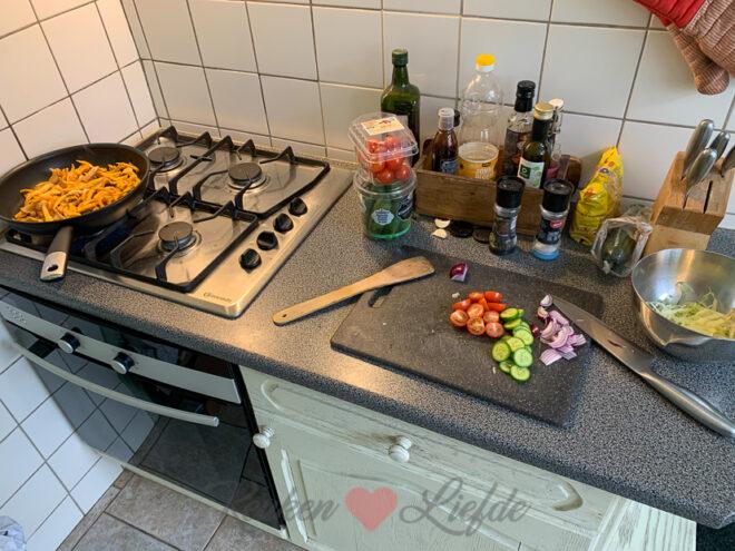 Een kijkje in de keuken week 13-2021