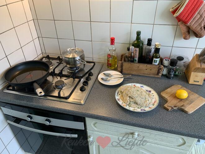 Een kijkje in de keuken week 14-2021