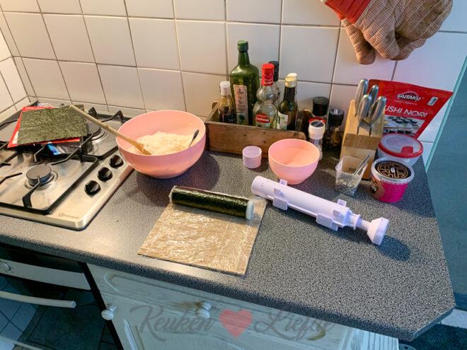 Een kijkje in de keuken week 15-2021