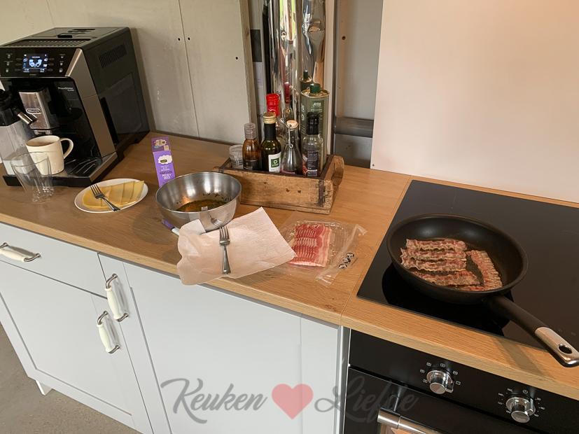Een kijkje in de keuken week 25-2021