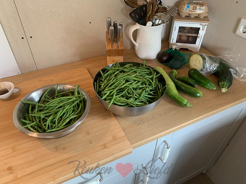 Een kijkje in de keuken week 34-2021