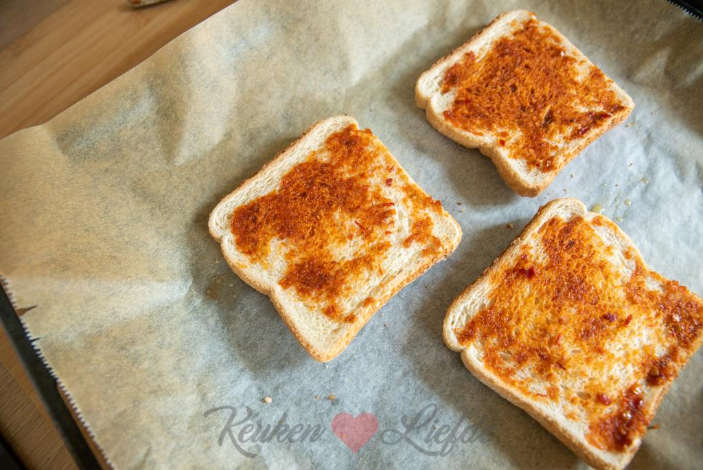Broodsnacks uit de oven